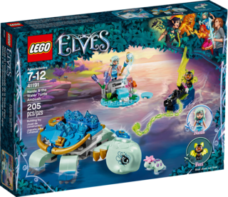 Mars 2018 LEGO 41191, Naida et l'embuscade de la tortue d'eau 41191t10
