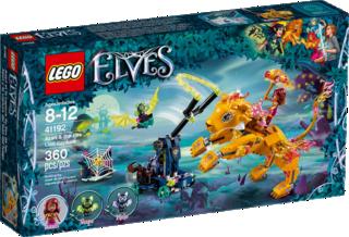 Mars 2018 LEGO 41192, Azari et la capture du lion de feu 41192t10