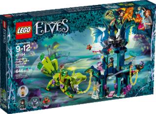 Mars 2018 LEGO 41194, La tour de Noctura et le sauvetage du renard de terre 41194_10