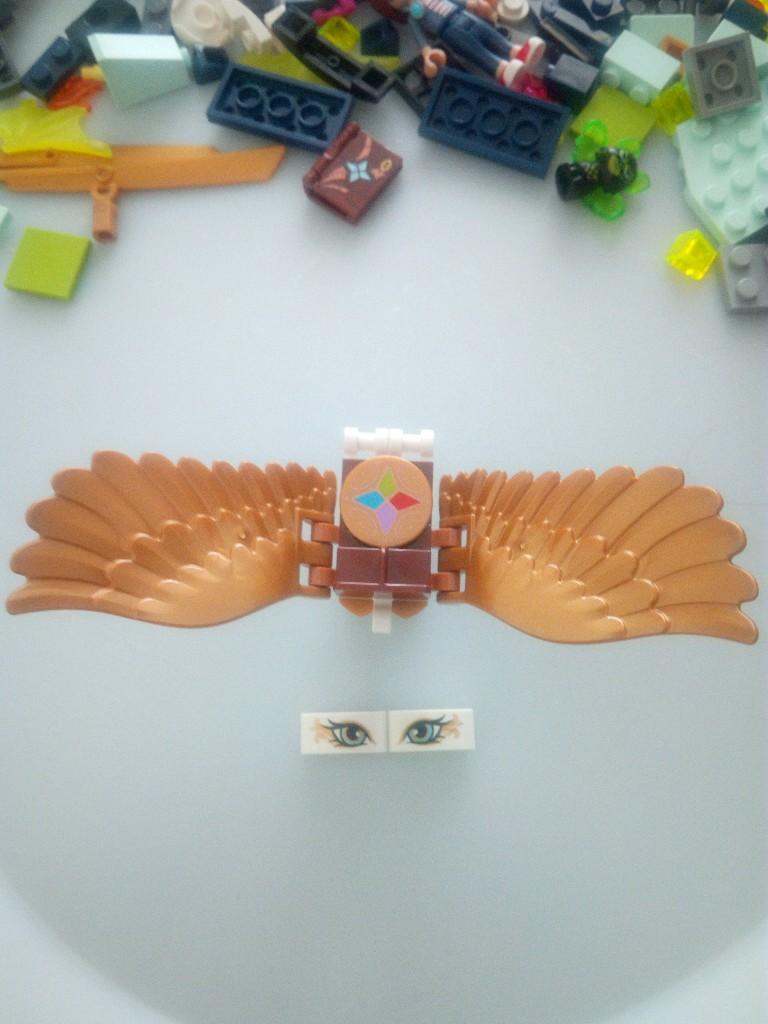 [REVIEW Euphorine]LEGO 41190, Emily Jones et l'évasion de l'aigle  Img_2011