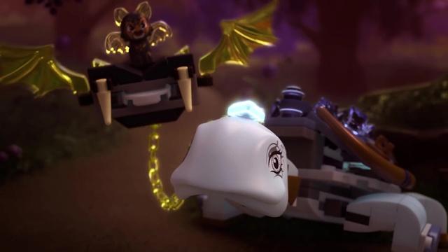 Histoire LEGO® Elves 2018. Les créatures élémentaires fantastiques ! Vlcsna13