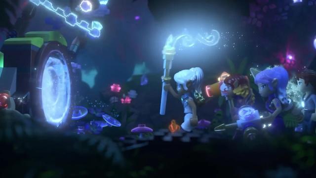 Histoire LEGO® Elves 2018. Les créatures élémentaires fantastiques ! Vlcsna16