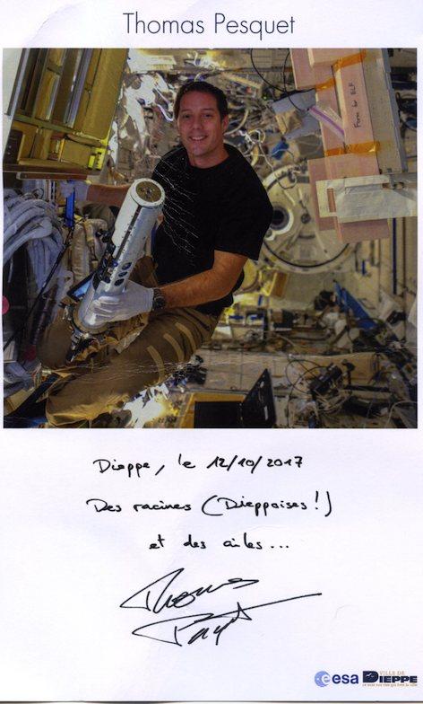 Thomas Pesquet - Astronaute français - Page 5 Scan0410