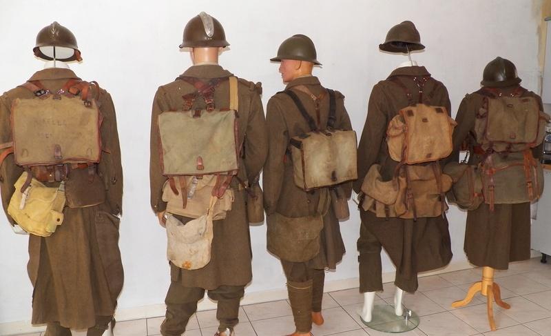 l'équipement du soldat Français de 1940 du mle 16 au mle 35/37 100_0311