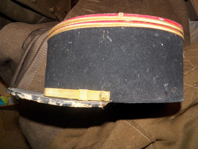 Képi d'un Lieutenant du 41e RI 101_0014