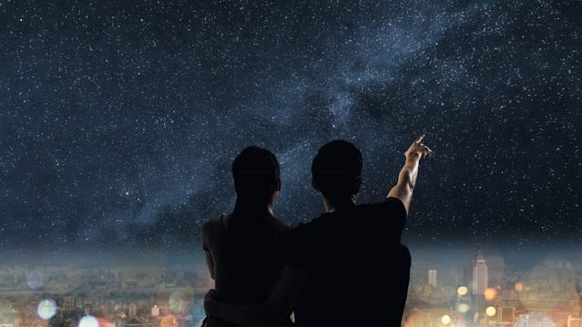 С 16 по 25 апреля 2018 года произойдет — Звездопад Лириды. Zvezdo10