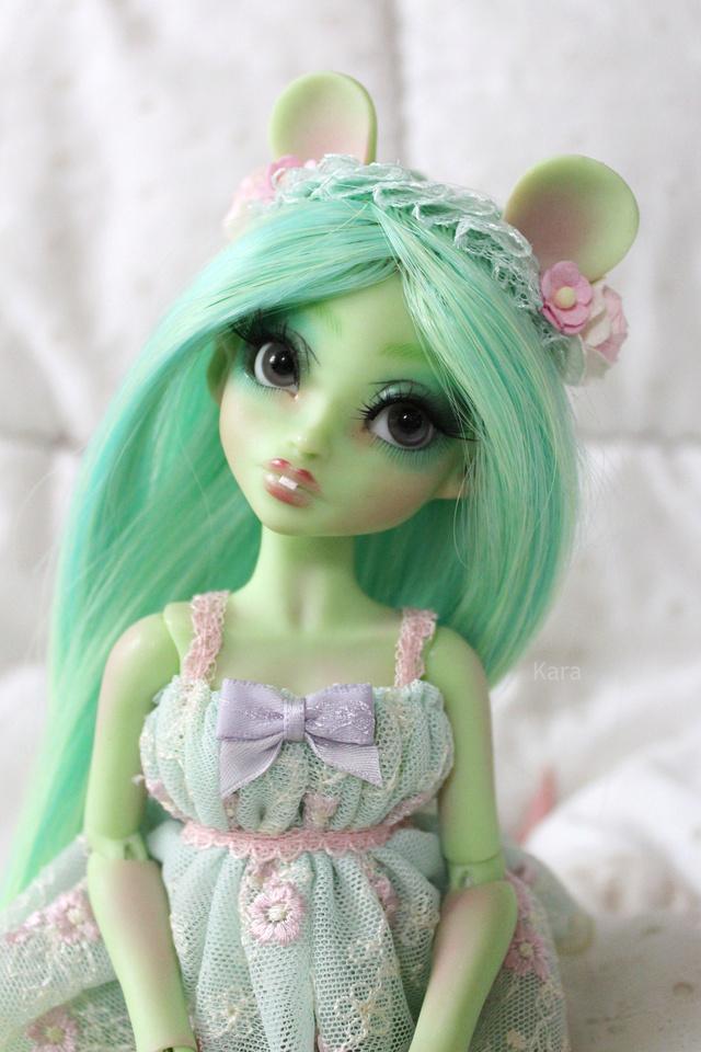 [Mystic Dolls Aria] ✿ Une souris verte p.2 ✿ Brindi13
