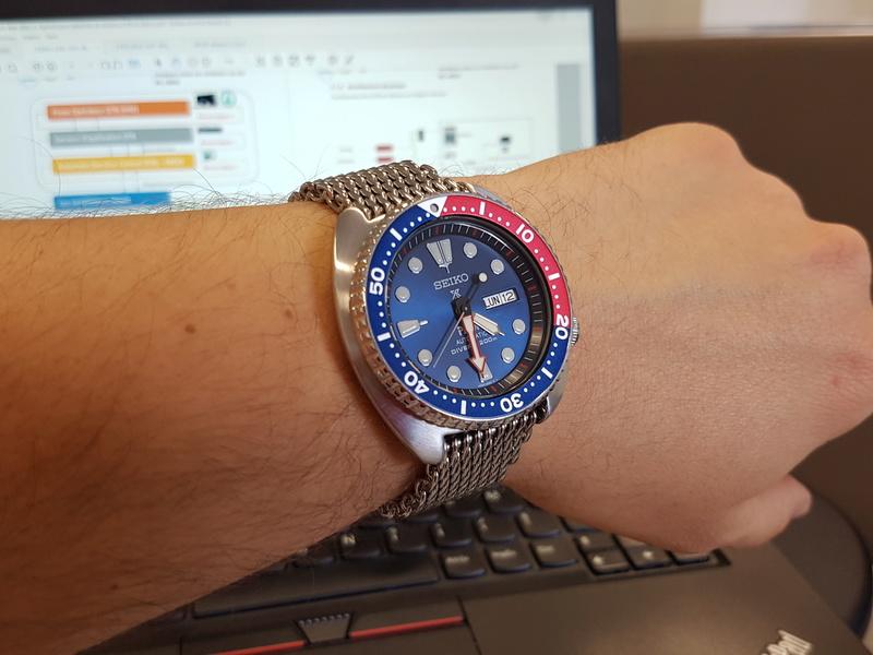 FEU de vos montres sur votre lieu de travail ! - tome 2 20180327