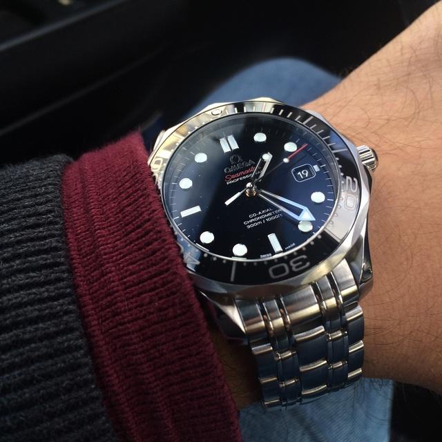 seamaster - [Vendue] Omega Seamaster Diver 300 black ceramique - 2100€ Img_4510