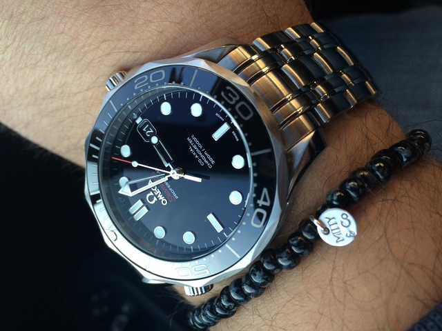 seamaster - [Vendue] Omega Seamaster Diver 300 black ceramique - 2100€ Img_5811