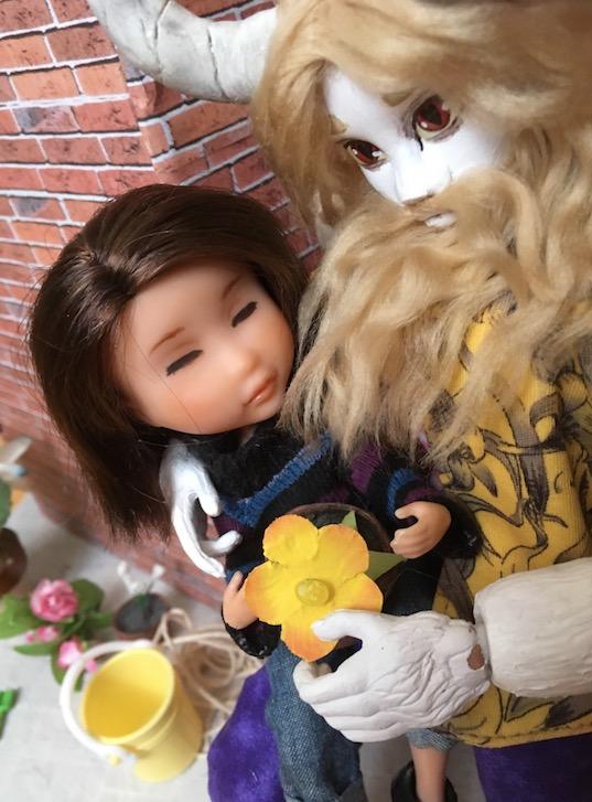 Galerie de mes fan-dolls (Le roi sous la montagne p.10) - Page 10 2018-071