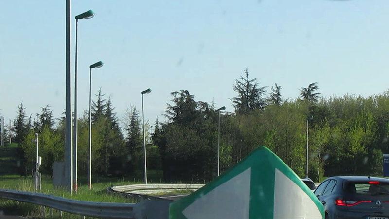 Eclairage des Rocades - Périphériques R110