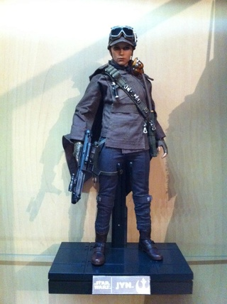 MMS404 MMS405 DX - STAR WARS THE ROGUE ONE - JYN ERSO - Page 2 Photo221