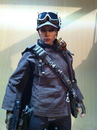 MMS404 MMS405 DX - STAR WARS THE ROGUE ONE - JYN ERSO - Page 2 Photo222