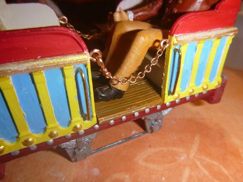 Rowland Emett Festival Railway Coach  Smallbrook Studio Spur Gn15  P1060102