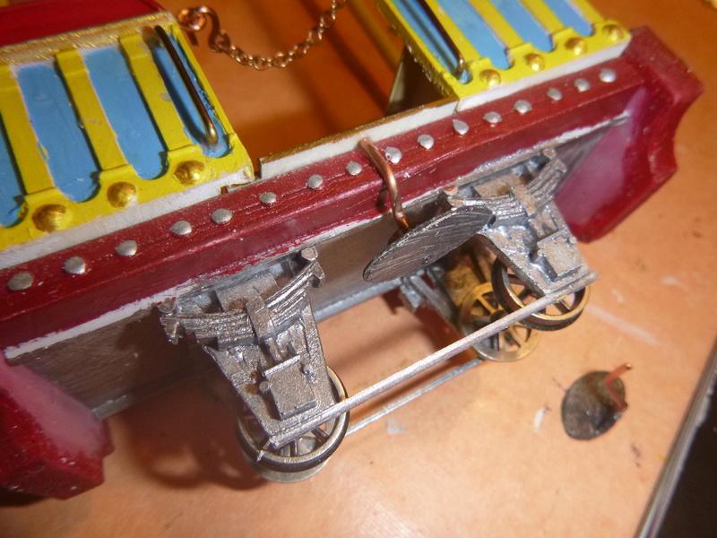 Rowland Emett Festival Railway Coach  Smallbrook Studio Spur Gn15  P1060105