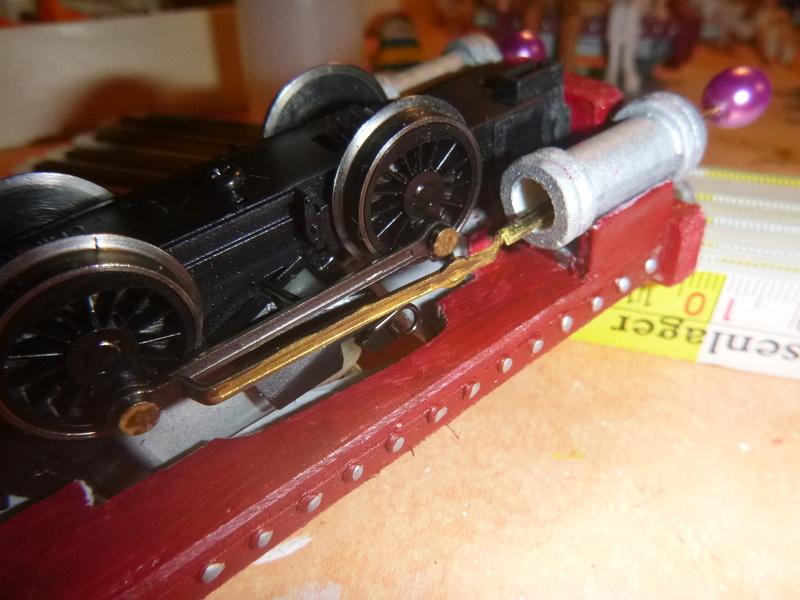 Lok Nellie  Rowland Emett  smallbrook studio  Spur G  Gn15  1: 22,5 Traumland - Seite 2 P1060735