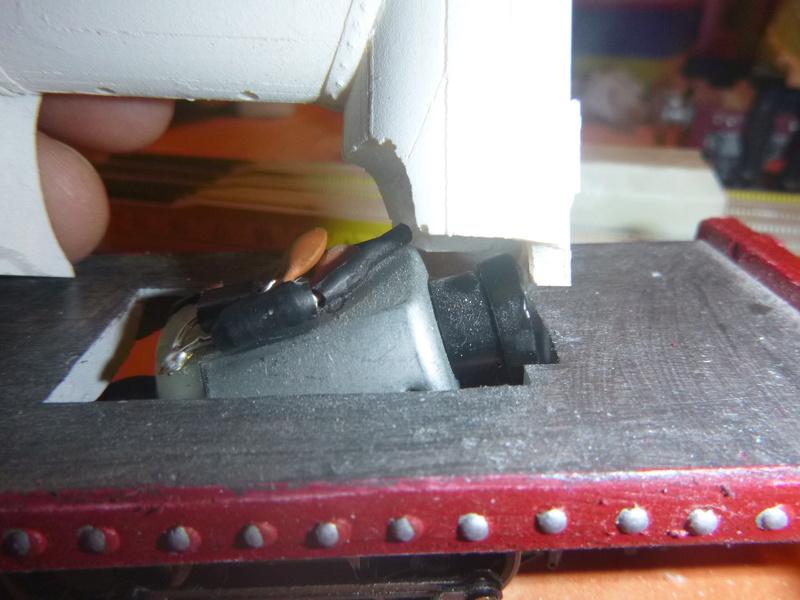 Lok Nellie  Rowland Emett  smallbrook studio  Spur G  Gn15  1: 22,5 Traumland - Seite 2 P1060740