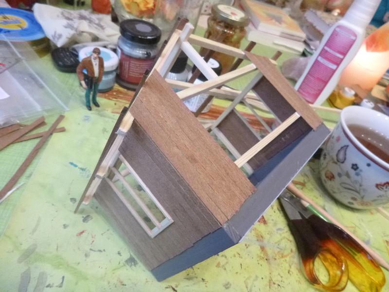 Nellie Rowland Emett Smallbrook Studio Anlage mit 8Tunnels und Berg, Luftschiff  - Seite 2 P1060968