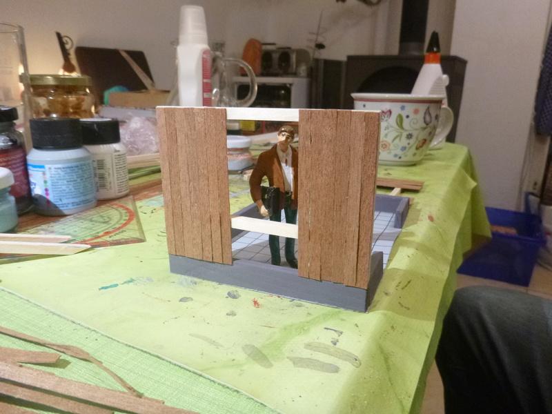 Nellie Rowland Emett Smallbrook Studio Anlage mit 8Tunnels und Berg, Luftschiff  - Seite 2 P1060970
