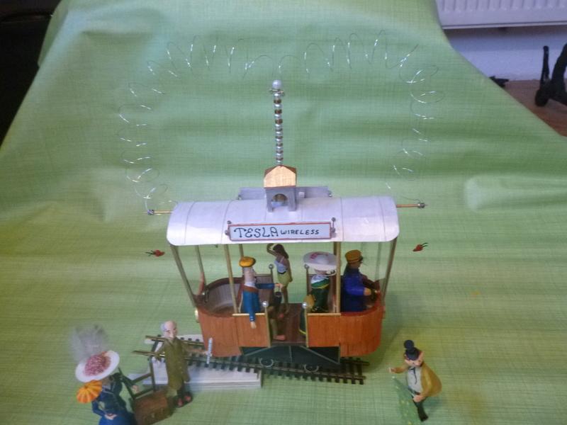 Zahnradstraßenbahn Gn15 für Nellie Traumland Smallbrook Studio 1:22,5 P1070027