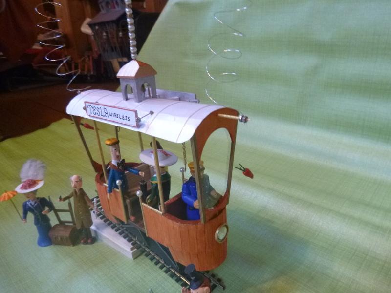 Zahnradstraßenbahn Gn15 für Nellie Traumland Smallbrook Studio 1:22,5 P1070028