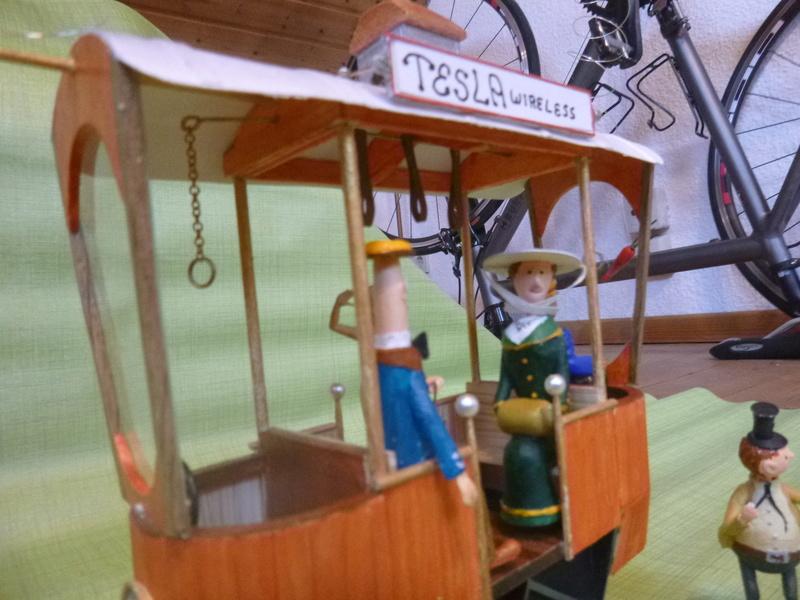 Zahnradstraßenbahn Gn15 für Nellie Traumland Smallbrook Studio 1:22,5 P1070032