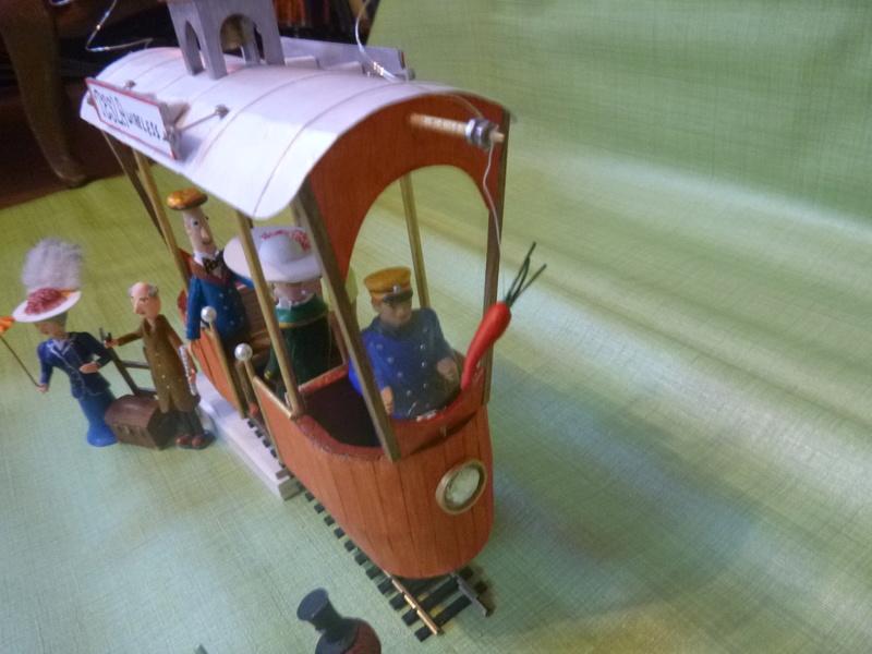 Zahnradstraßenbahn Gn15 für Nellie Traumland Smallbrook Studio 1:22,5 P1070034