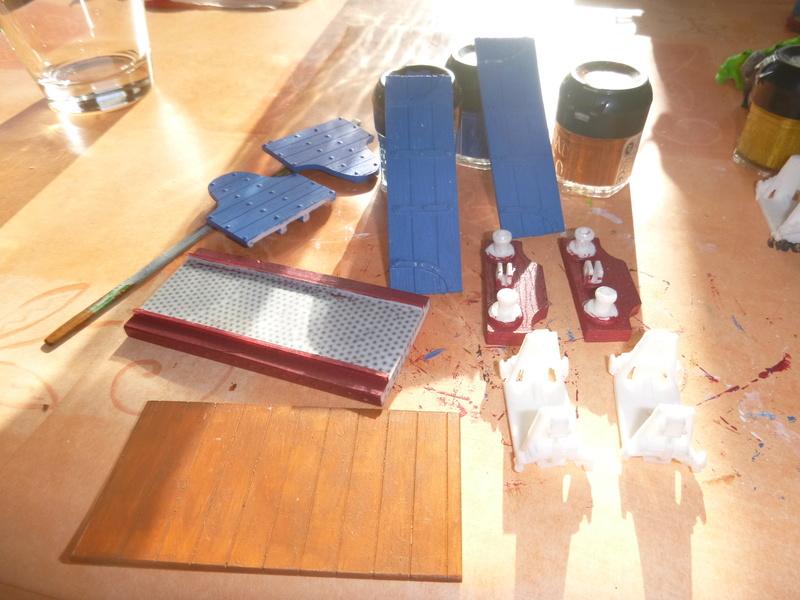Gn15 Emett Drop Side 3 Plank Open Waggon smallbrook studio 1:22,5 LGB P1070046