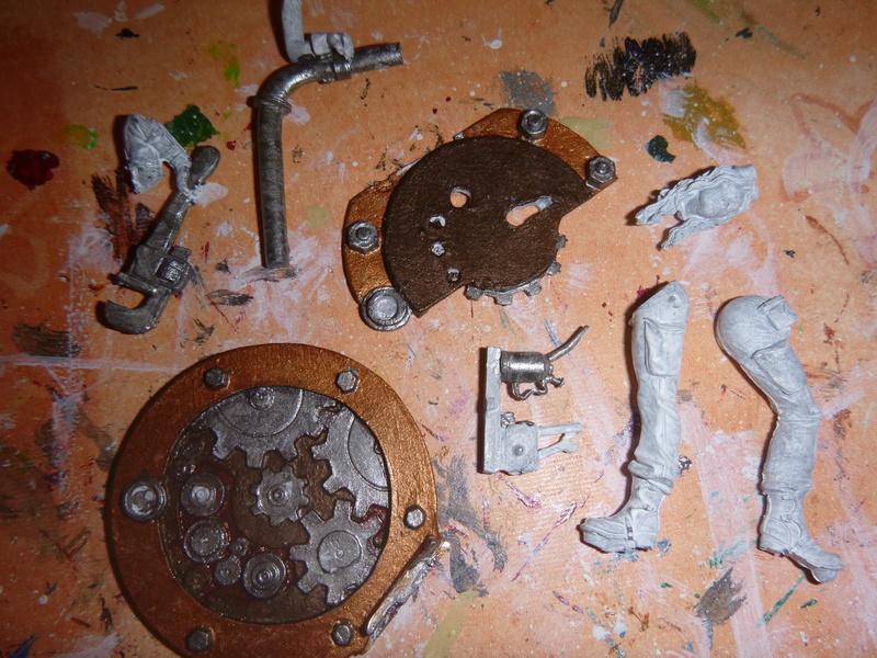 Scale 75 Fix it Sam  Mechanikerin 75mm Steam Punk P1070158