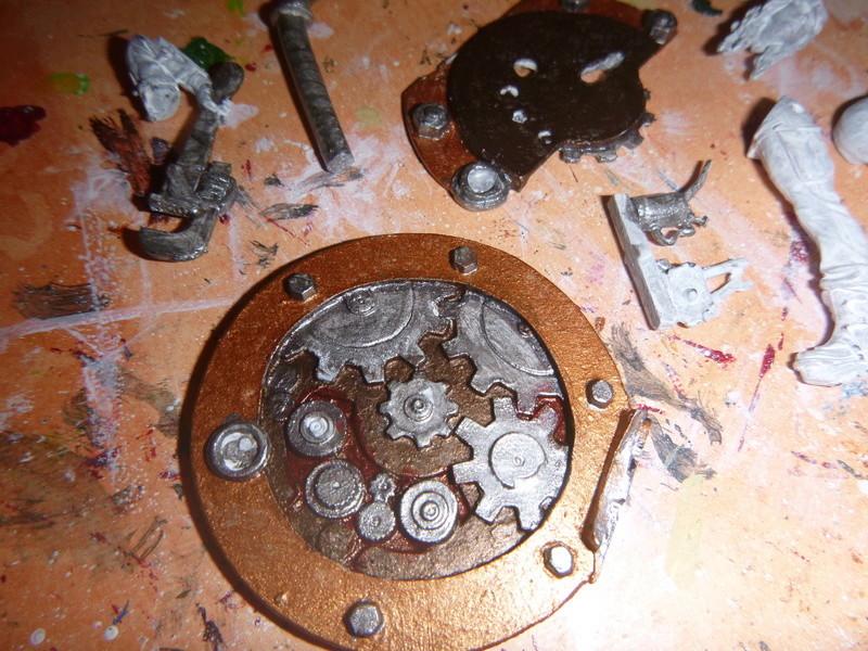 Scale 75 Fix it Sam  Mechanikerin 75mm Steam Punk P1070159