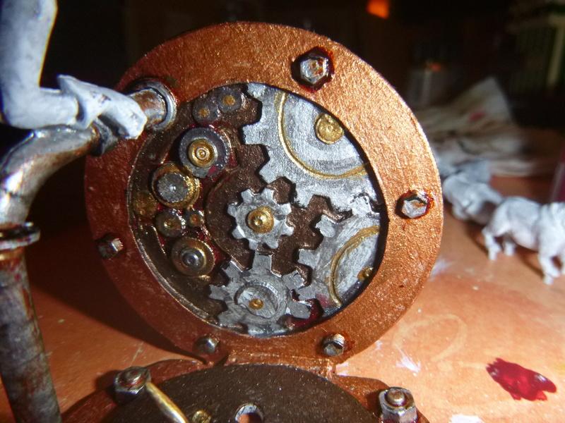 Scale 75 Fix it Sam  Mechanikerin 75mm Steam Punk P1070163