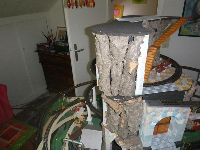 Nellie Rowland Emett Smallbrook Studio Anlage mit 8Tunnels und Berg, Luftschiff  - Seite 2 P1070264