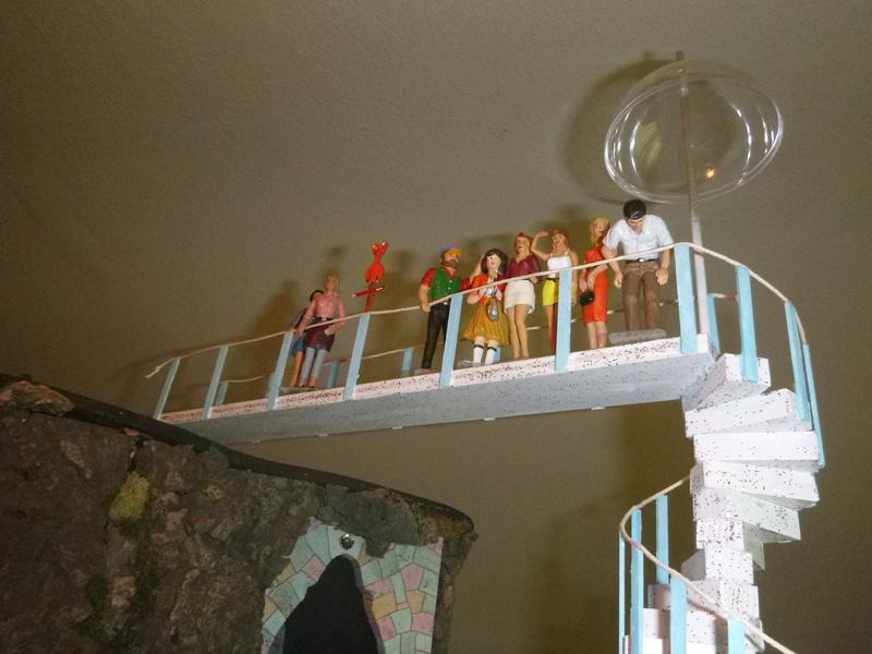 Nellie Rowland Emett Smallbrook Studio Anlage mit 8Tunnels und Berg, Luftschiff  - Seite 3 P1070369