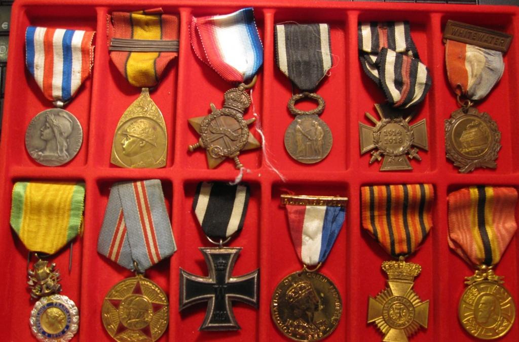 Lot de médailles militaire, décorations  Img_6110