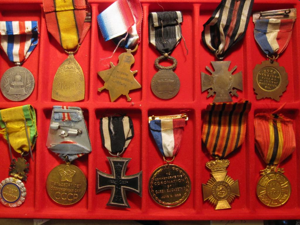 Lot de médailles militaire, décorations  Img_6111