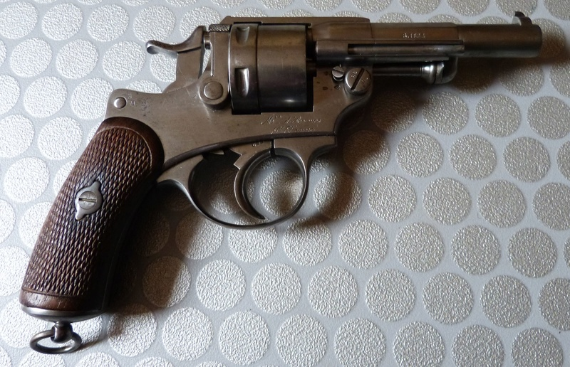 Revolver 1873 de Marine 1er type P1040518