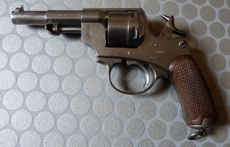 Revolver 1873 de Marine 1er type P1040519