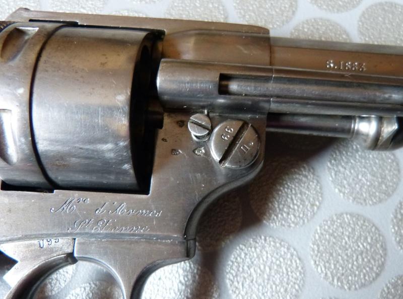 Revolver 1873 de Marine 1er type P1040523