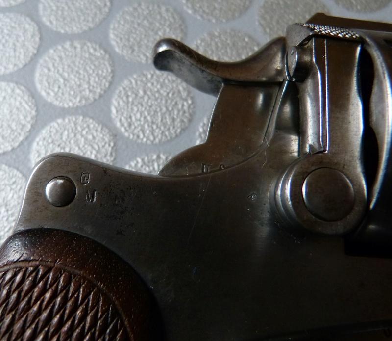 Revolver 1873 de Marine 1er type P1040527