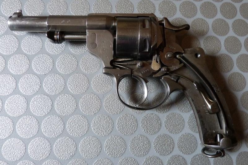 Revolver 1873 de Marine 1er type P1040528