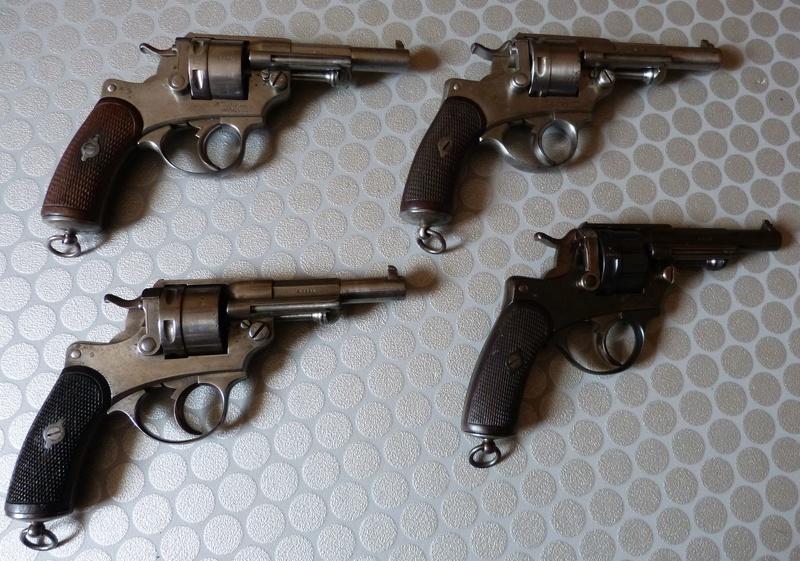 Revolver 1873 de Marine 1er type P1040534