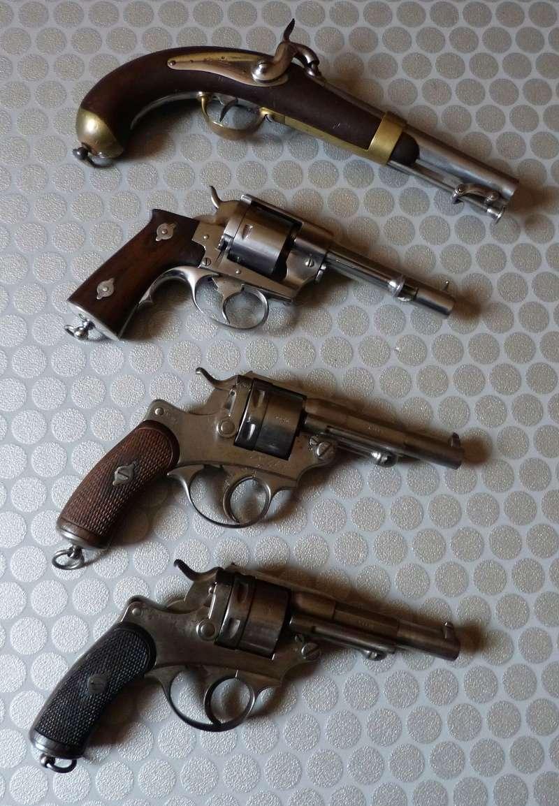 Revolver 1873 de Marine 1er type P1040535