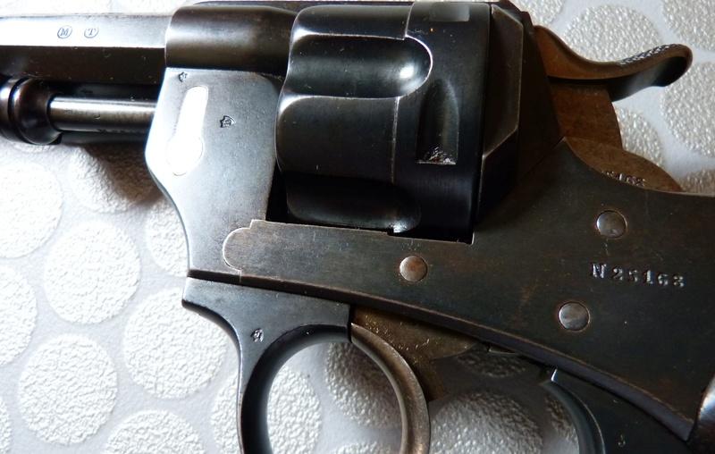 Revolver 1873 de Marine 1er type P1040536