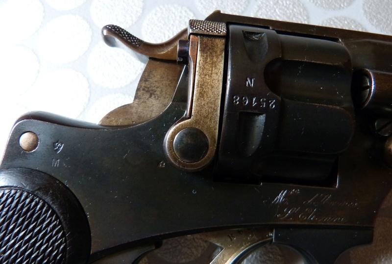 Revolver 1873 de Marine 1er type P1040537