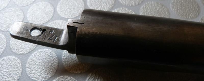 Mousqueton d'essai (?) pour l'Artillerie (?), votre avis? P1040711
