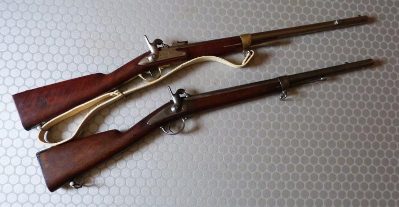 Mousqueton d'essai (?) pour l'Artillerie (?), votre avis? P1040721