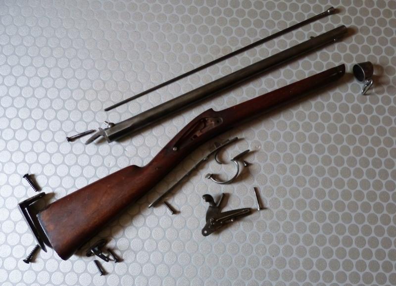 Mousqueton d'essai (?) pour l'Artillerie (?), votre avis? P1040723