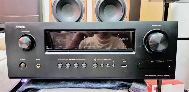 Denon AVR1912 7.1 Channel (Sold) 20180536