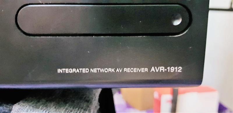 Denon AVR1912 7.1 Channel (Sold) 20180537